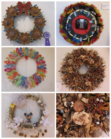 Honolulu Wreath Contest 2015
