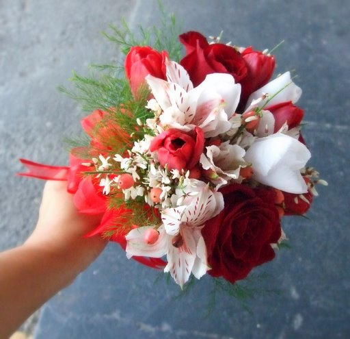 Sweet Blossoms Hawaii 187 Every Prom Bouquet Uniquely Different